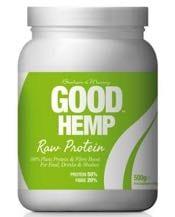 Good Hemp Raw Protein