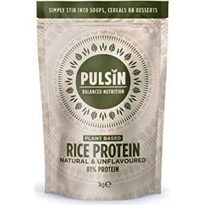 Pulsin Rice Protein