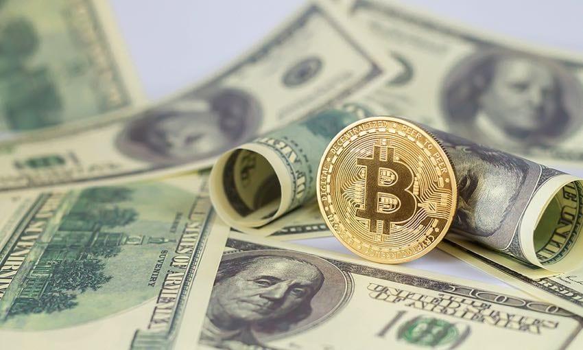 Banknotes and Bitcoin