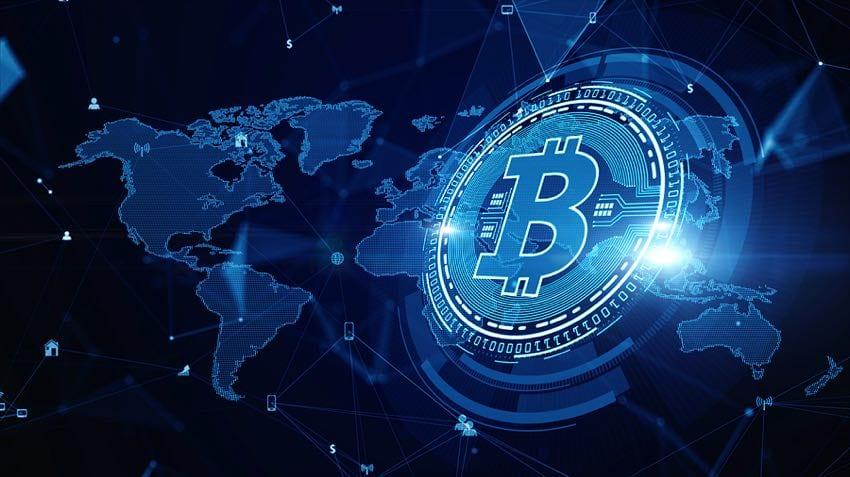 Bitcoin energy use around the world