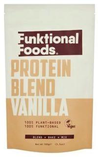 Funktional Foods Protein Blend Vanilla - Vegan