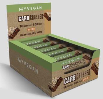MyVegan Carb Crusher protein bar