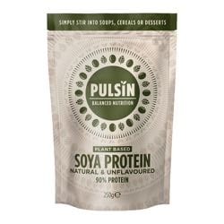 Pulsin soya protein