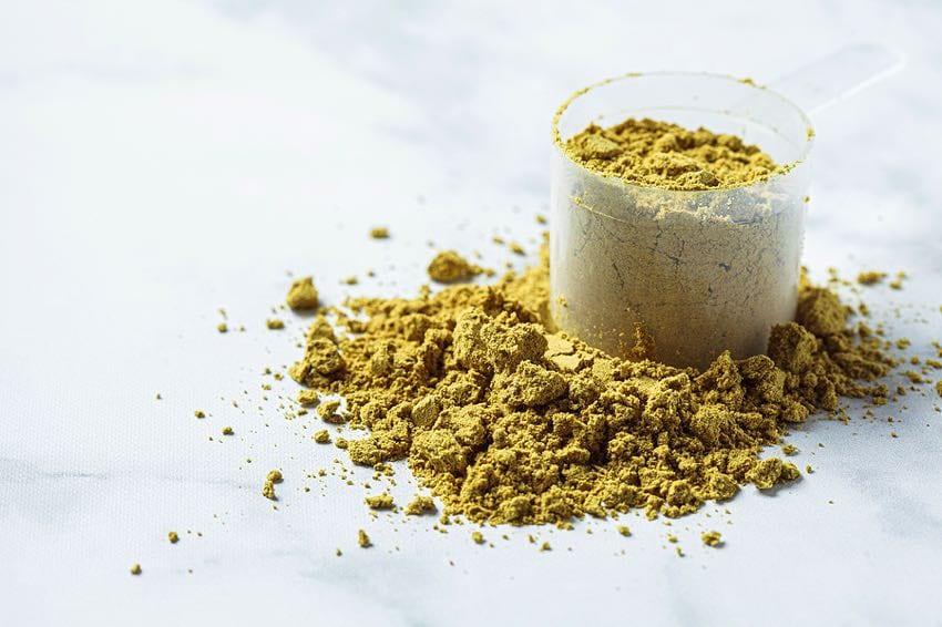 Vegan Hemp Protein Powder