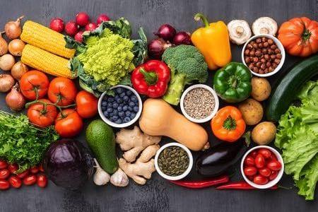 Vegan paleo diet