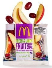 Apple fruit bag