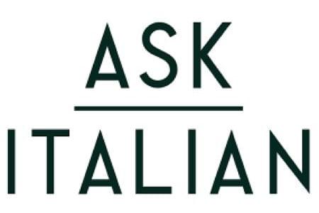 Ask Italian logo