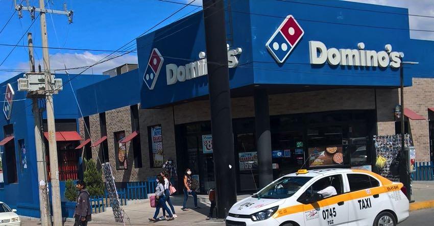 Domino's in Mexico