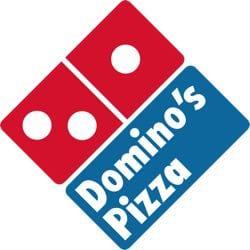 Old Domino's pizza logo