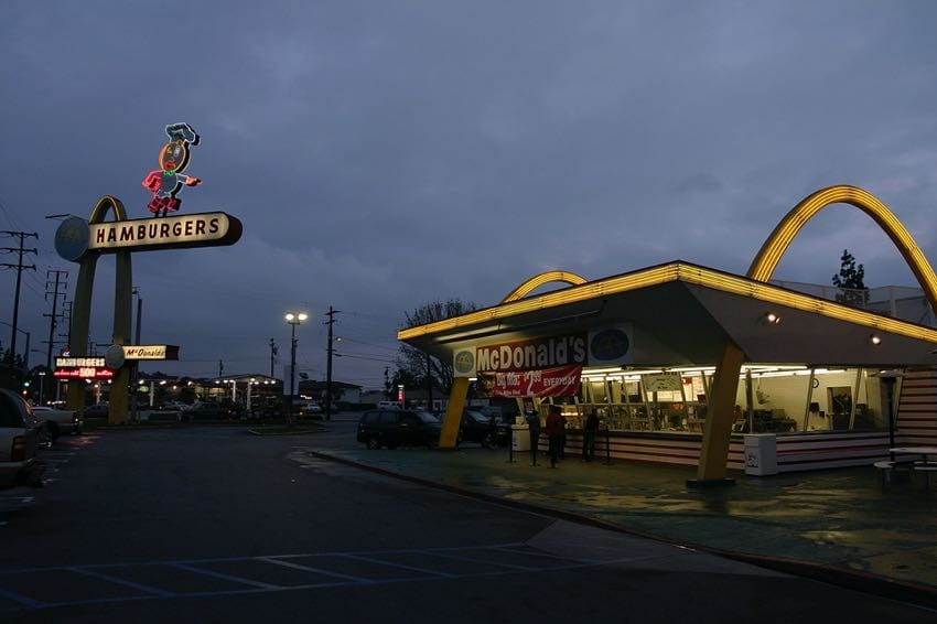 The oldest operating McDonald's