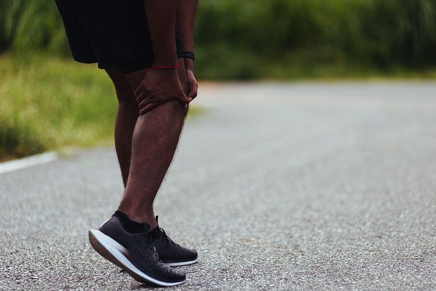 Osteoarthritis knee joints