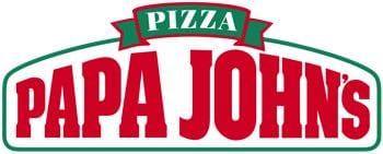 Old Papa John's logo
