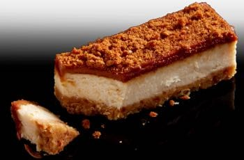 Can't Believe It's Not Cheesecake at Pizza Hut