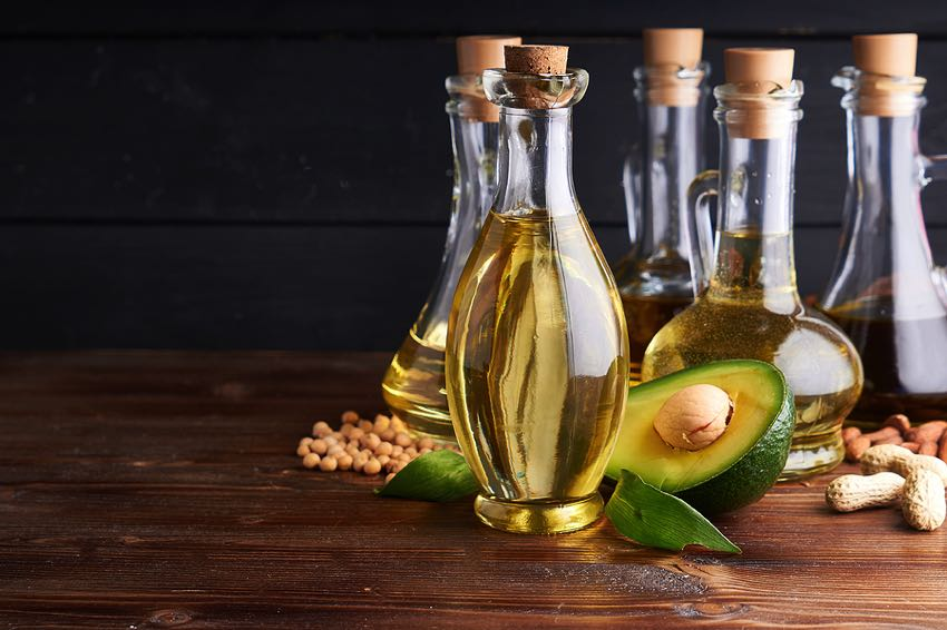 Healthy Vegan Oils