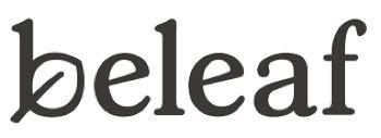 Beleaf logo
