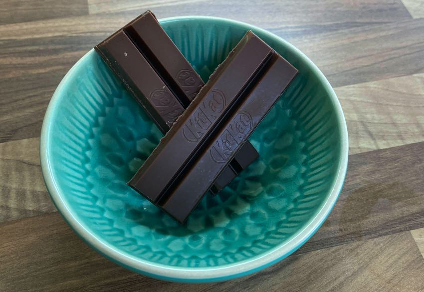 KitKat bowl