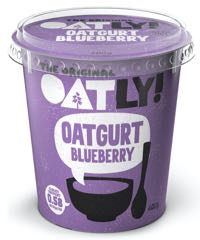 Oatly Blueberry
