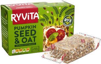 Pumpkin Seed & Oat Ryvita