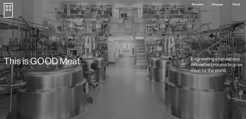 GOOD Meat laboratory