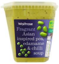 Waitrose Edamame Soup