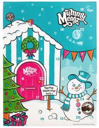 Mummy Meagz advent calendar